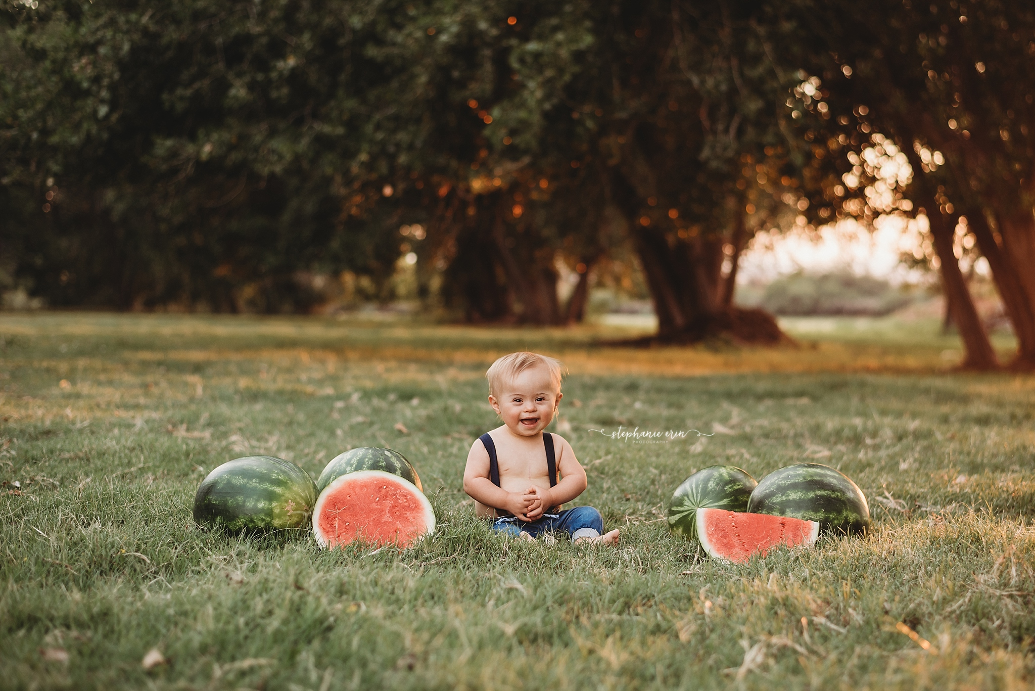 St George, Utah's Best Newborn Photographer | Stephanie Erin Photography { Watermelon Mini Sessions }