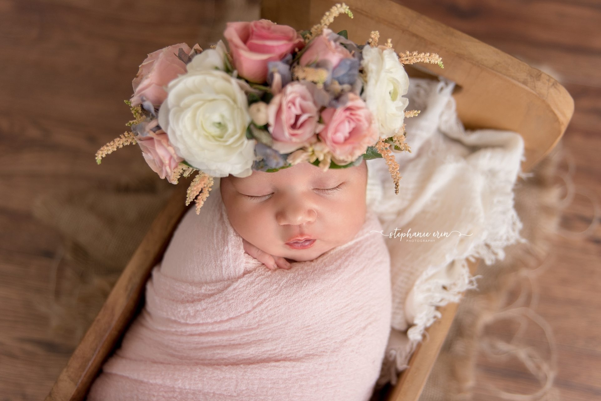 Luna Newborns | Stephanie Erin Photography | Southern Utah Newborn Photographer