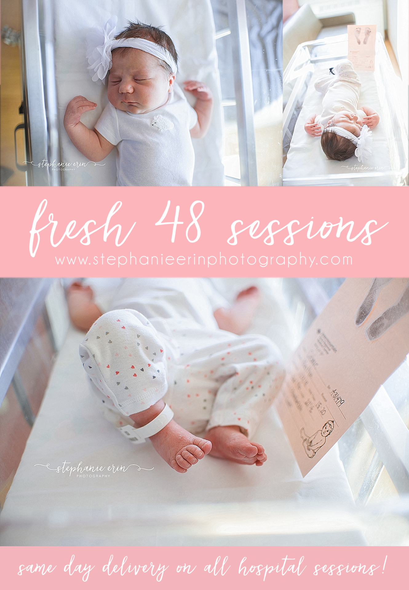 Delmue Fresh 48 Session | Stephanie Erin Photography | St George Utah Newborn Photographer