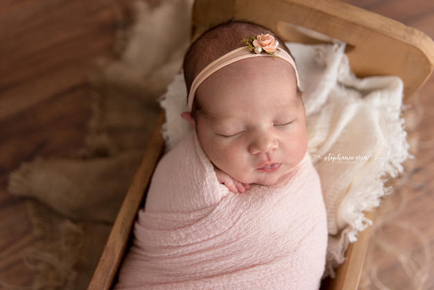 st george newborn photographer