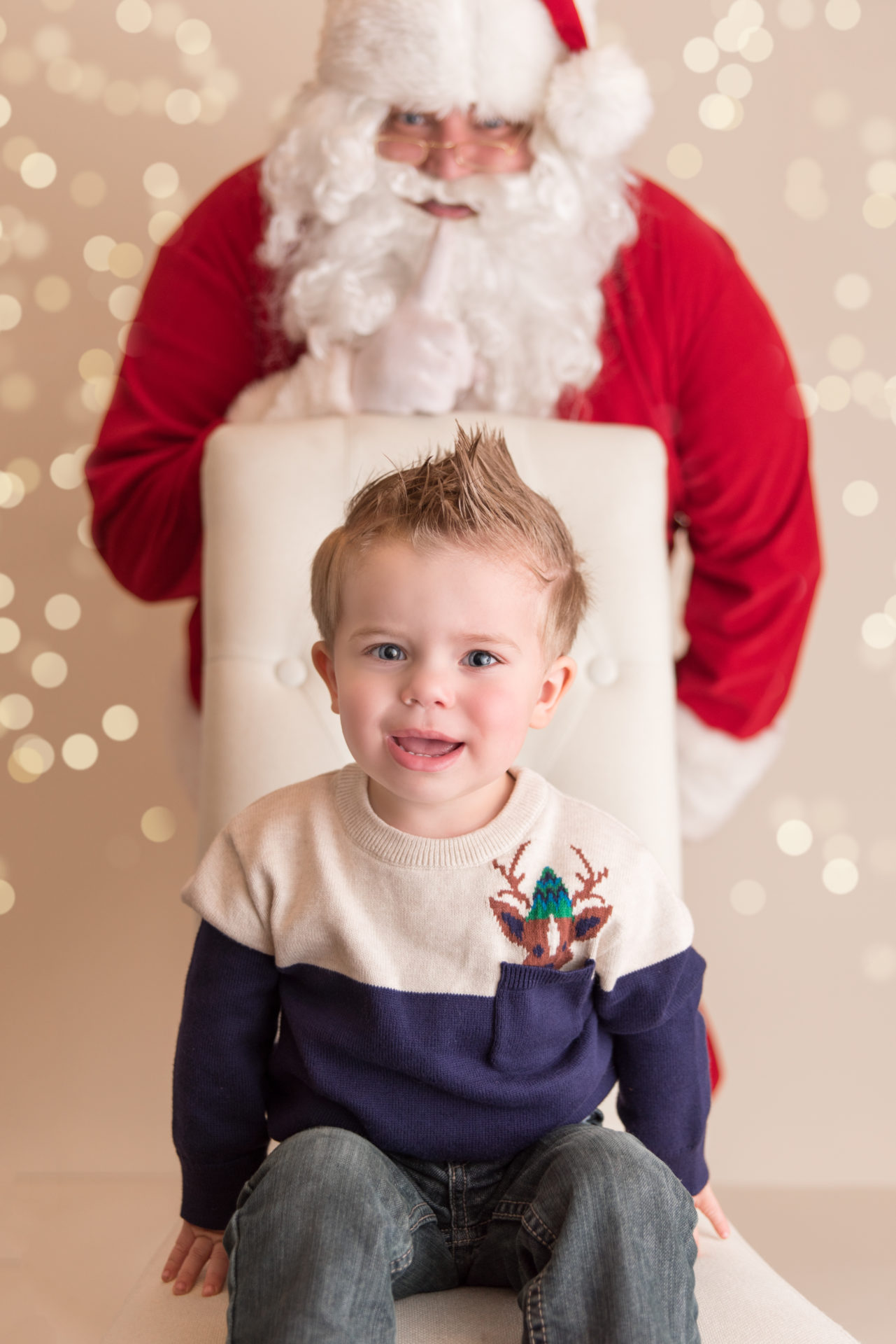 St George, Utah Best Santa Photographer | Stephanie Erin Photography { Santa is coming to town! }