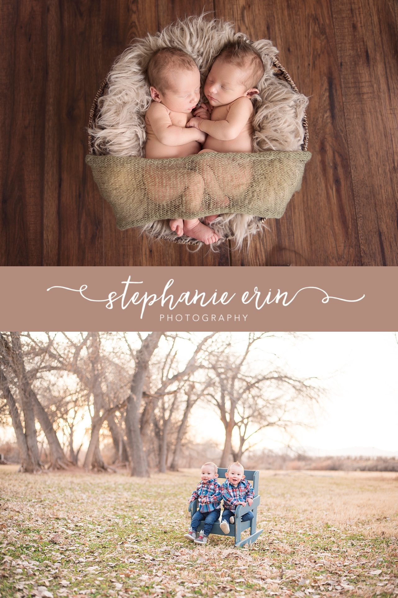 Combs Family Milestone Session | Stephanie Erin Photography | St George Utah Newborn Photographer
