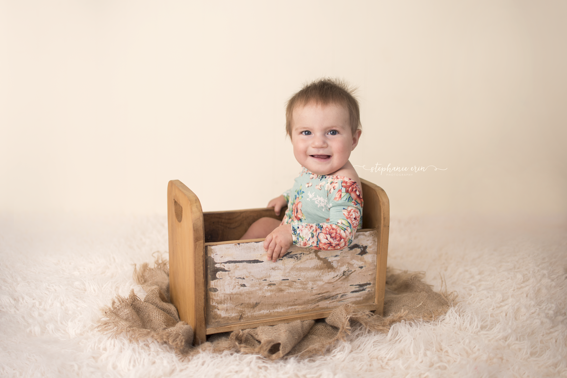 ZAILYR  |  MILESTONE SESSION  |  SOUTHERN UTAH NEWBORN PHOTOGRAPHER