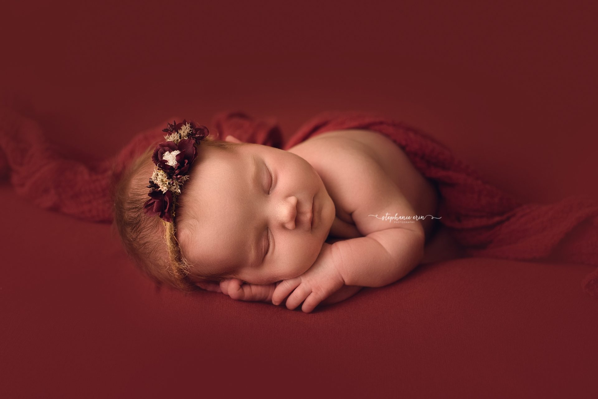Jesse | Newborns | St George, Utah's Best Newborn Photographer | Stephanie Erin Photography
